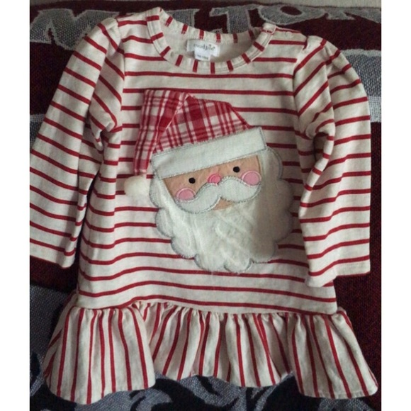 Mud Pie Other - Mudpie Christmas dress